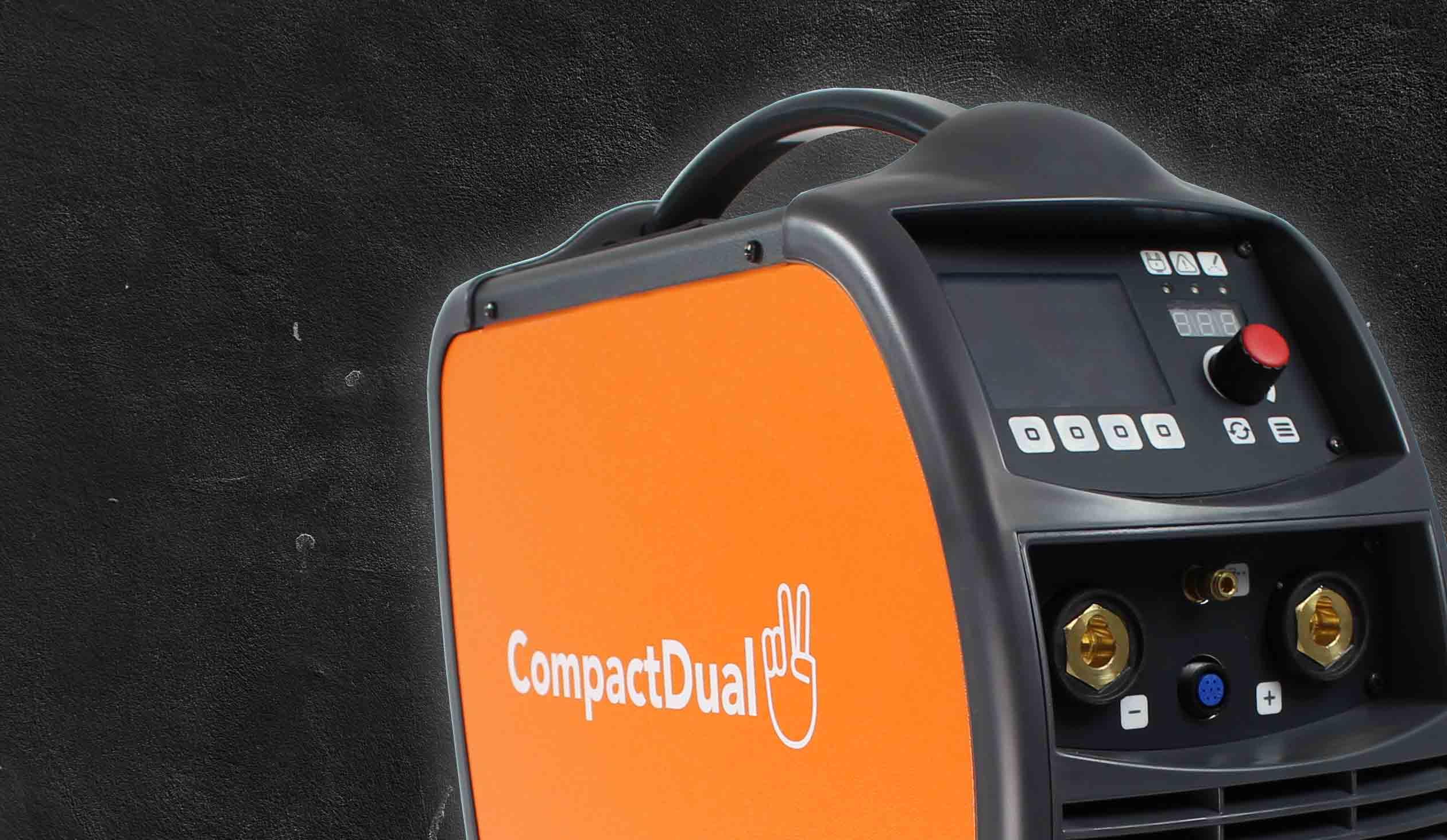 Orbitalservice CompactDual - Die innovativste & preiswerteste All-in-One Orbital- & WIG-Handschweissanlage der Welt
